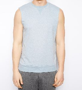 Sleeveless Sweatshirt