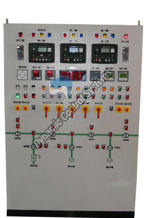 DG Synchronization Panel