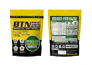 BTN Grass Fed Whey Protein Isolate