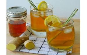 Lemon Ginger Ice Tea Premix