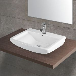 Rectangular Table Top Wash Basin