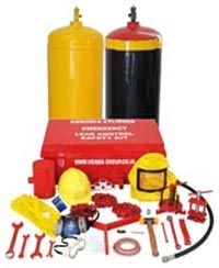 Ammonia Gas Cylinder Safety Kit
