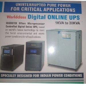 Digital Online UPS