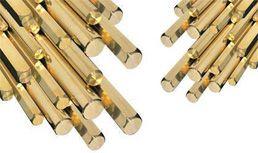 Brass Extrusion Round Rods