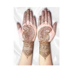 Henna Mehndi Tattoo