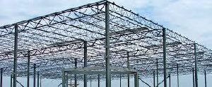 Steel Structures Fabrication Services