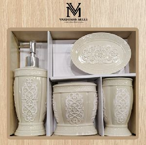 Ceramic Bathrooms Set