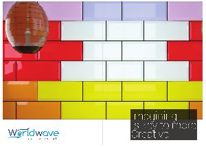 Beveled Subway Tiles 108x108 150x150 200x200 100x200 100x300 100x400