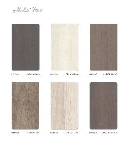 Wood Ash Decorative Laminates 0.7mm Thickness