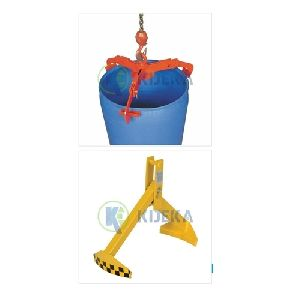 Below Hook/Hoist Mounted Drum Lifter