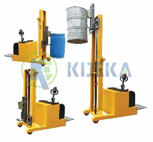 Counterbalance Fully Powered Drum Stacker