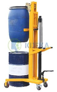 Manual Drum Stacker (V-Shaped Base)