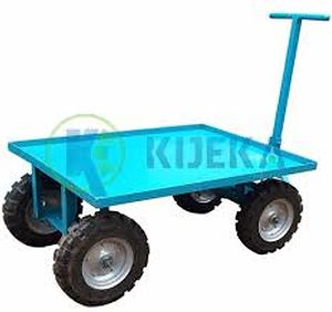 Platform Truck- With Pneumatic Wheels