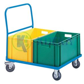 Platform Trucks- For Plastic Crates Handling