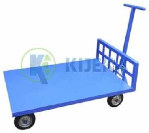 Platform Trucks- Lower Side with Turn Table Device