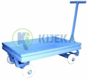 Platform Trucks-With Deep Lip Platform
