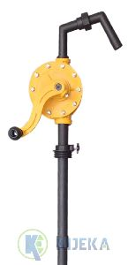 Polypropylene Rotary Drum Pump