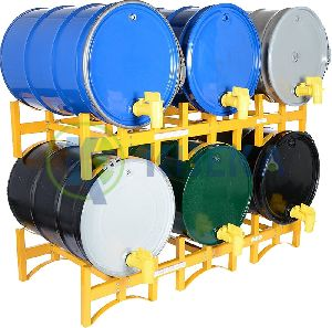 Portable Drum Storage Racks