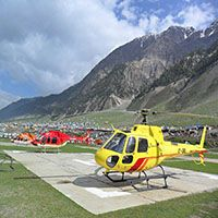 Book Helicopter Tickets Service