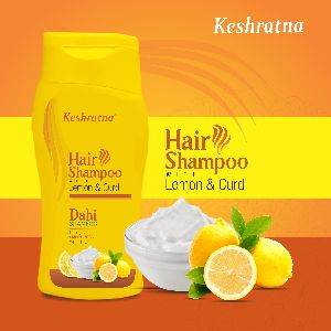 Keshrtna Almond & Wheat Protein Hair Shampoo