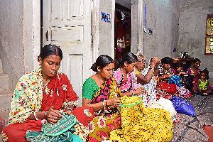 Kantha Embroidery Services