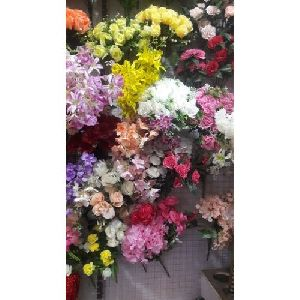 Artificial Flower Bushes