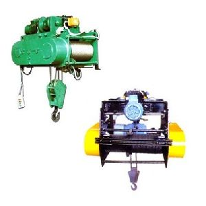 Flameproof Wire Rope Hoist
