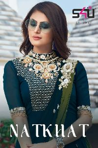 S4U Natkhat Designer Dress