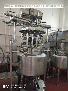 Cosmetic Processing Mixer