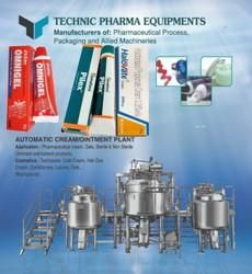 Manufacharing Ointments Plants