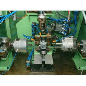 Multi Spindle Drilling And Tapping Machine