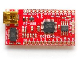 Flash Microcontroller