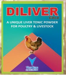 Diliver Gold Powder