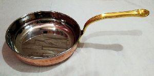 IAC–C155 Stainless Steel & Copper Frying Pan