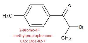 2-Bromo-4-Methylpropiophenone