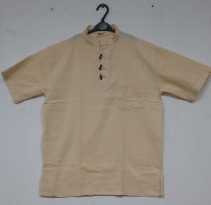 Mens Half Sleeve Kurta