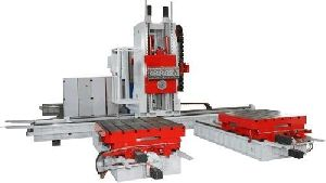 Hydraulic Centering and Facing Machine