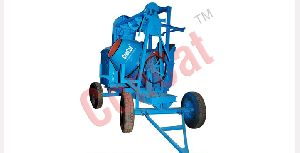 Mobile Hoist 2 Leg Type Concrete Mixer