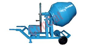 Electric Motor Hand Feed Concrete Mixer