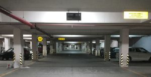 LED Parking Display Board