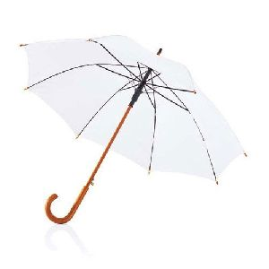 Plain Polyester Umbrella
