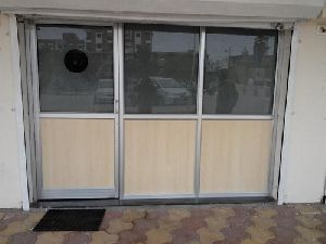 Sliding Partition Door