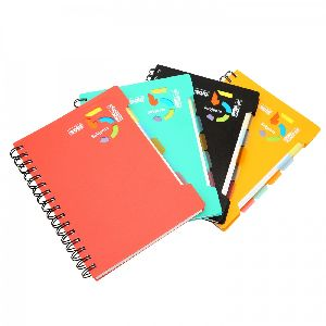 Solo 5 Subject Notebook