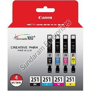 Canon Cartridge Ink Set