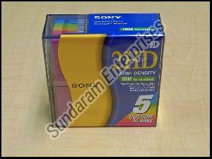 Floppy Disk Box