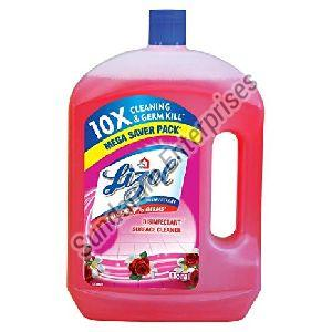 Lizol Disinfectant Floral Surface Cleaner