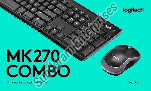 Logitech Keyboard and Mouse Combo