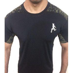 Mens Lycra T-Shirt