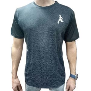 Mens Plain Sports T-Shirt