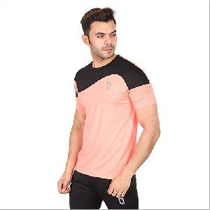 Mens Slim Fit Sports T-Shirt